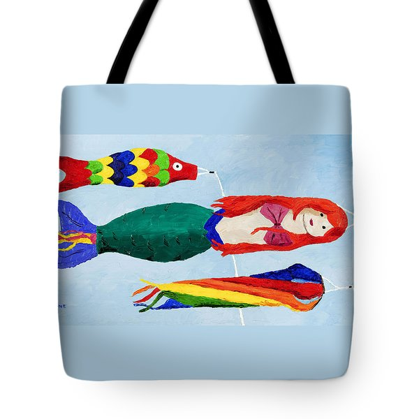 Windsocks Tote Bag