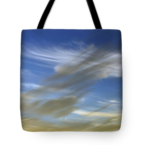 Windswept Tote Bag by Kaye Menner