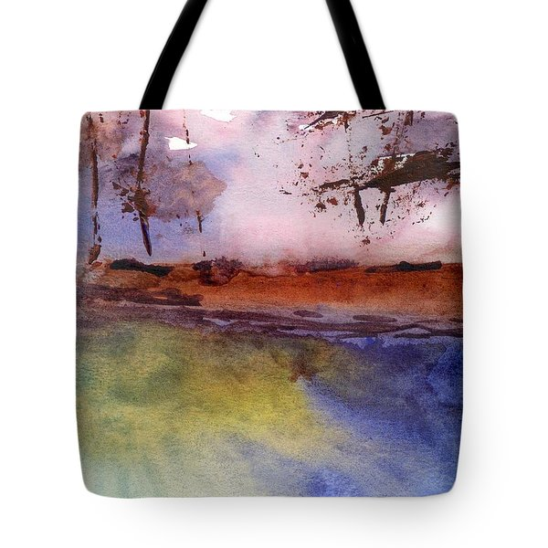 Windy Tote Bag by Marsden Burnell
