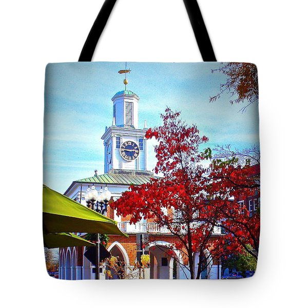 Historic 3 Tote Bag
