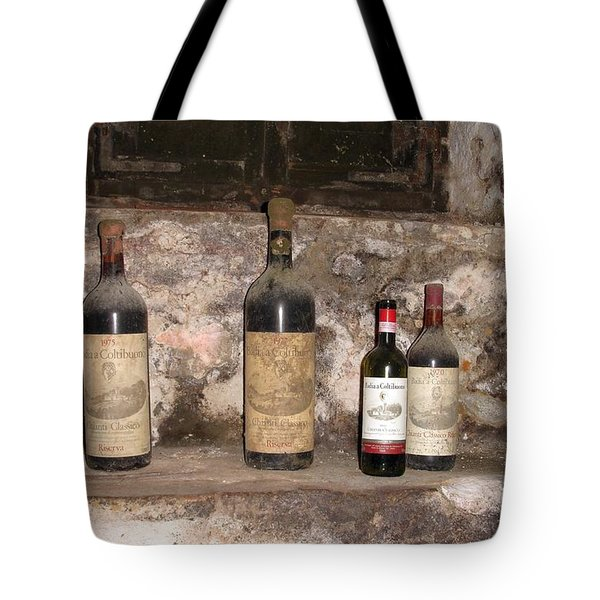 Wine Porn Tote Bag by Jeff at JSJ Photography