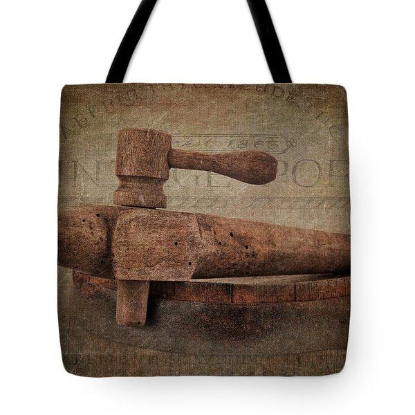 Wine Tap Tote Bag