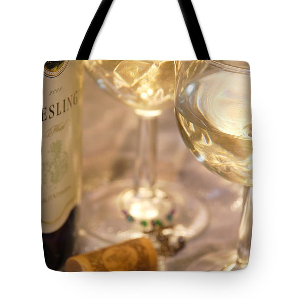 Wine With Friends Tote Bag