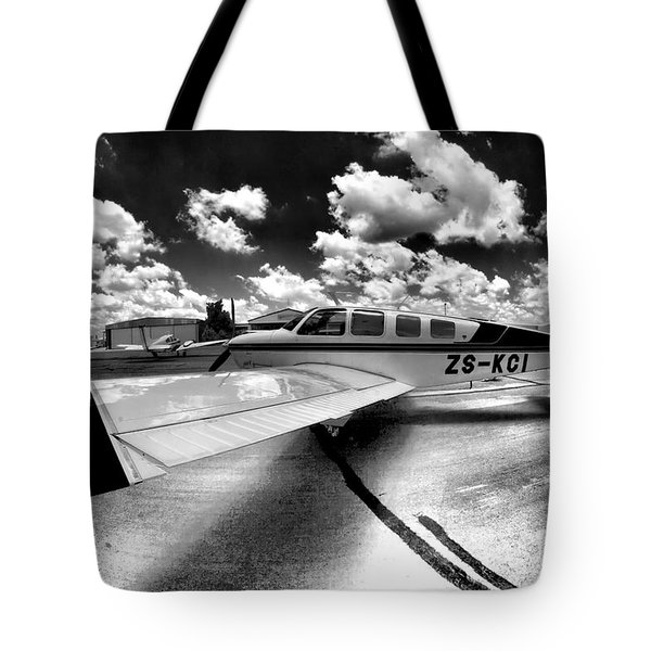 Wing Art Tote Bag