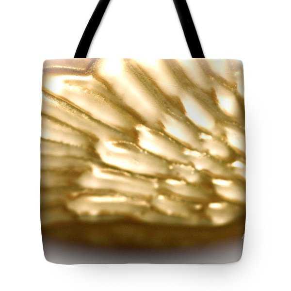 Winged Truth  Tote Bag by Cathy Dee Janes