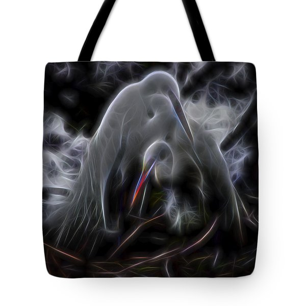 Winged Romance 1 Tote Bag