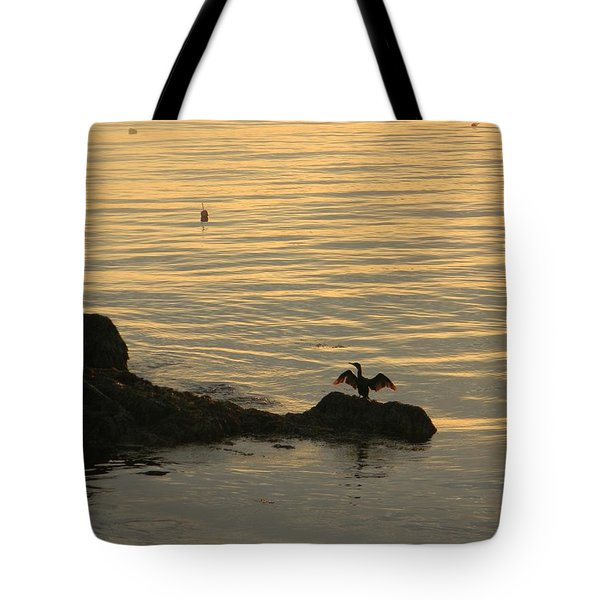 Wings Tote Bag by Jean Goodwin Brooks