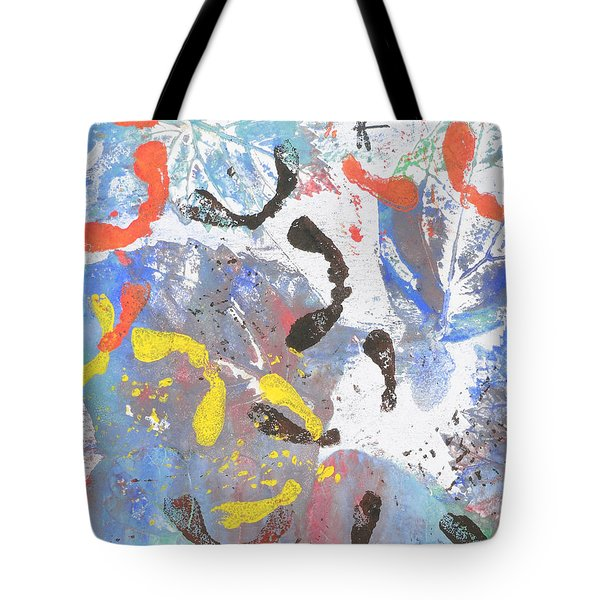 Wings Of Autumn Tote Bag
