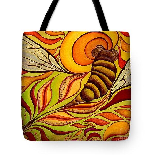 Wings Of Change Tote Bag