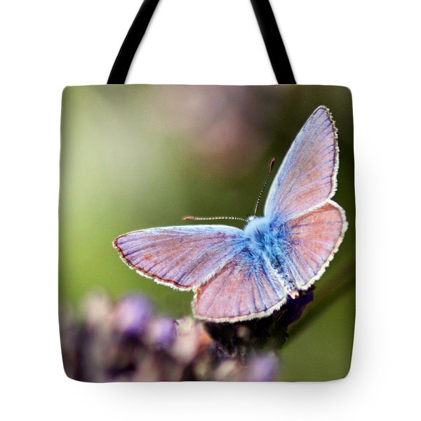 Wings Of Tenderness Tote Bag