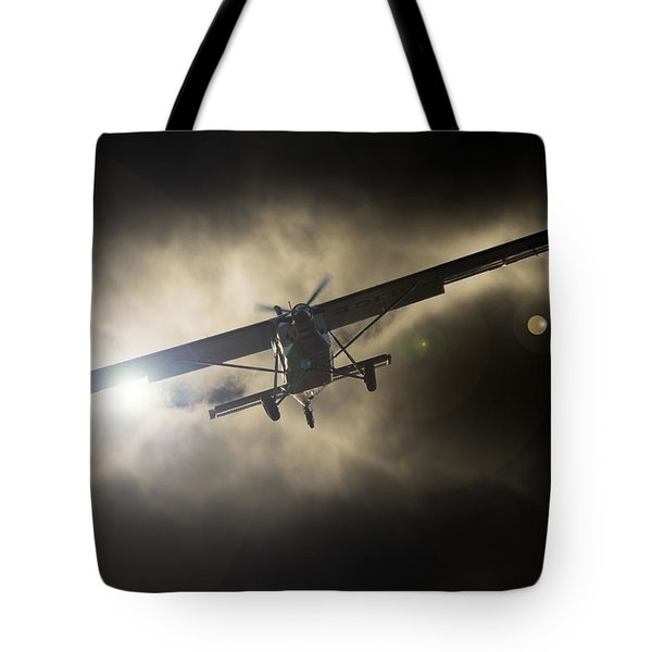 Tote Bag featuring the photograph Wings by Paul Job