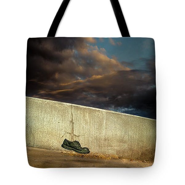 Wingtips  Tote Bag by Bob Orsillo