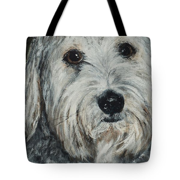Winston Tote Bag by Lee Beuther