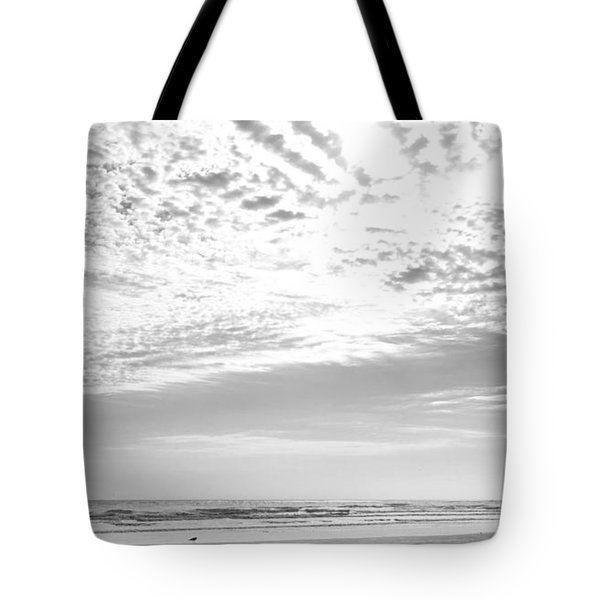 Winter Afternoon St Augustine Anastasia Island Florida Tote Bag by Michelle Wiarda