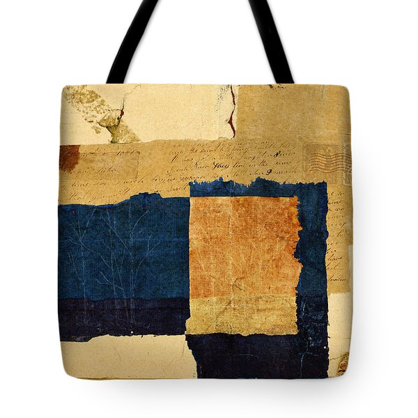 Winter And Fall Tote Bag
