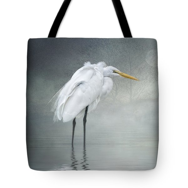 Winter Breeze Tote Bag