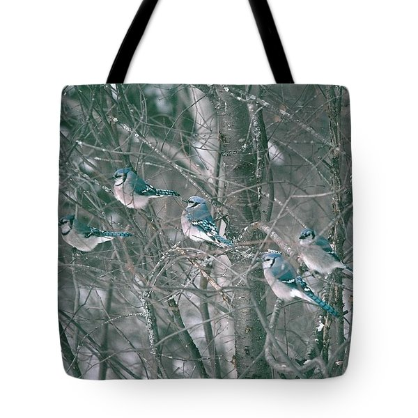 Winter Conference Tote Bag