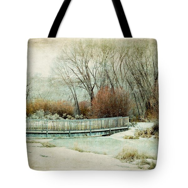 Winter Days Tote Bag