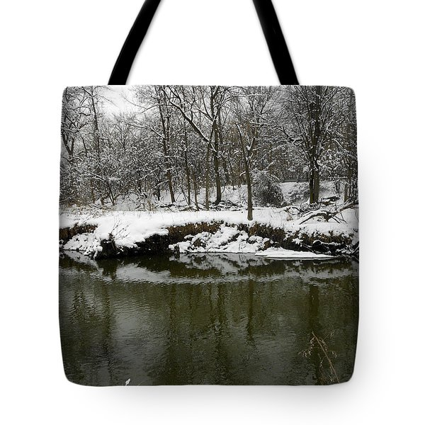 Winter Forest Series 2 Tote Bag