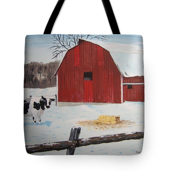 Winter Haven Tote Bag by Norm Starks