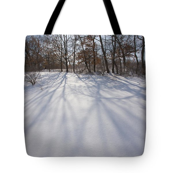 Winter Hill Tote Bag