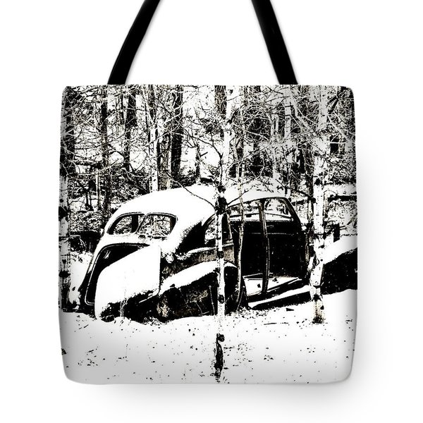 Winter Olds Tote Bag