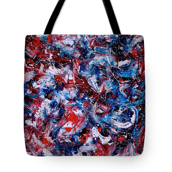 Winter Olympics Tote Bag