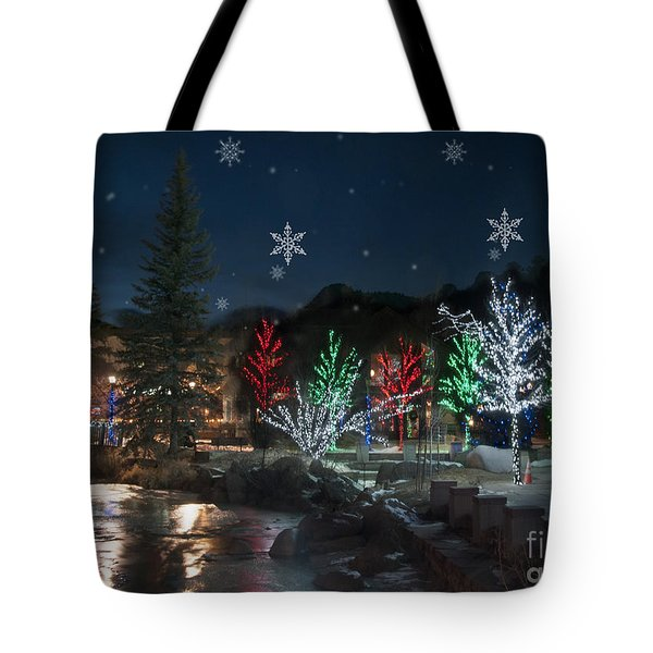 Winter Solstice 2014 Tote Bag