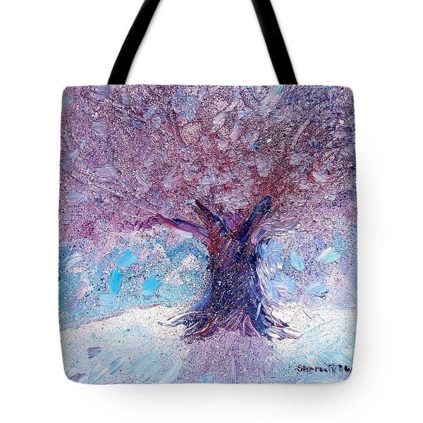 Winter Solstice Tote Bag by Shana Rowe Jackson