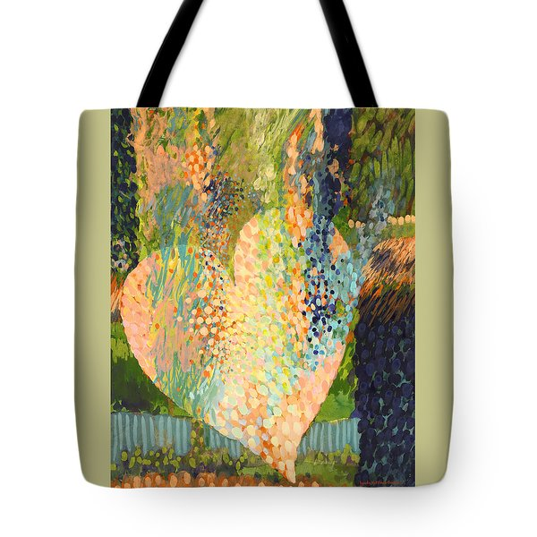 Winter To Spring Tote Bag