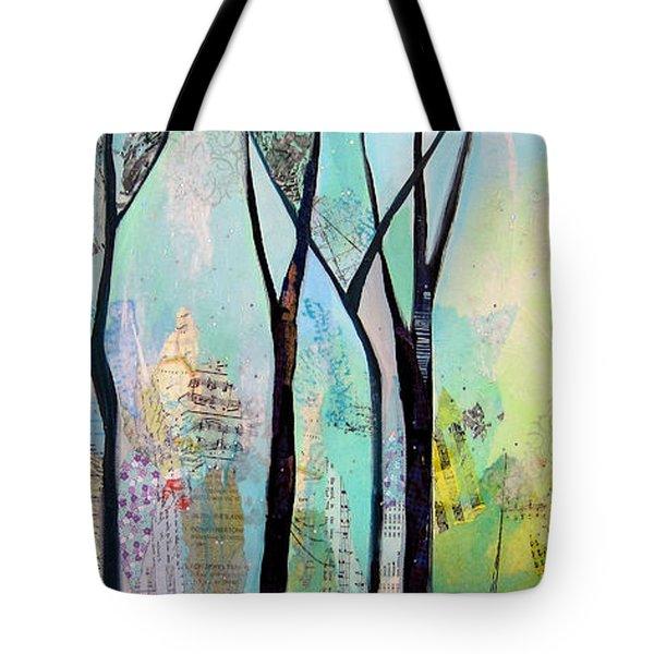 Winter Wanderings II Tote Bag