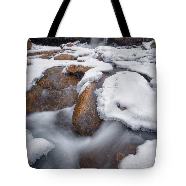 Frankfort Mineral Springs   Tote Bag