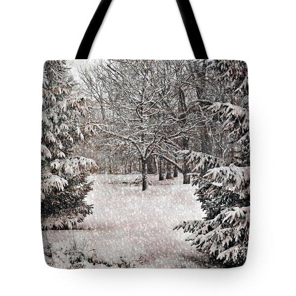 Winter Wonder 7  Tote Bag