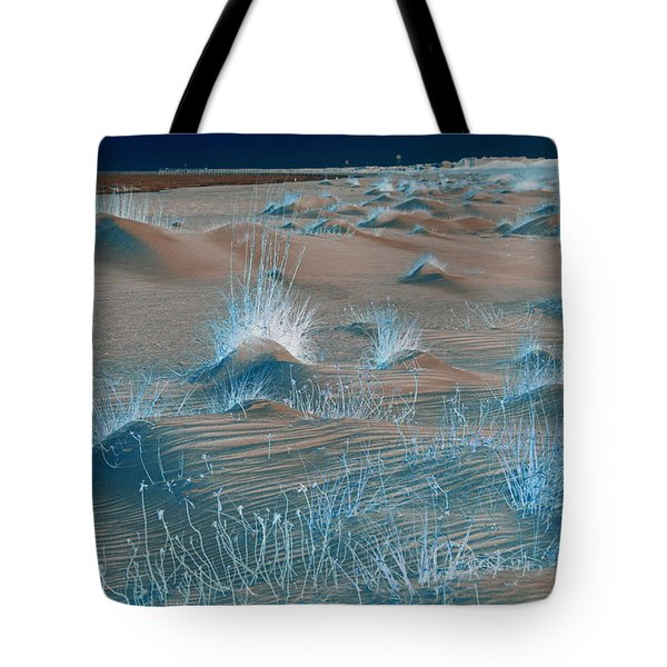 Winters Dunes IIi Tote Bag by Suzanne Gaff