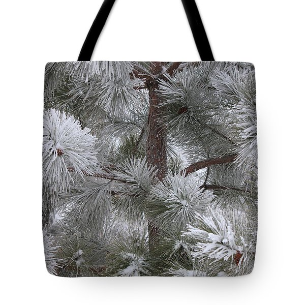Winter's Gift Tote Bag