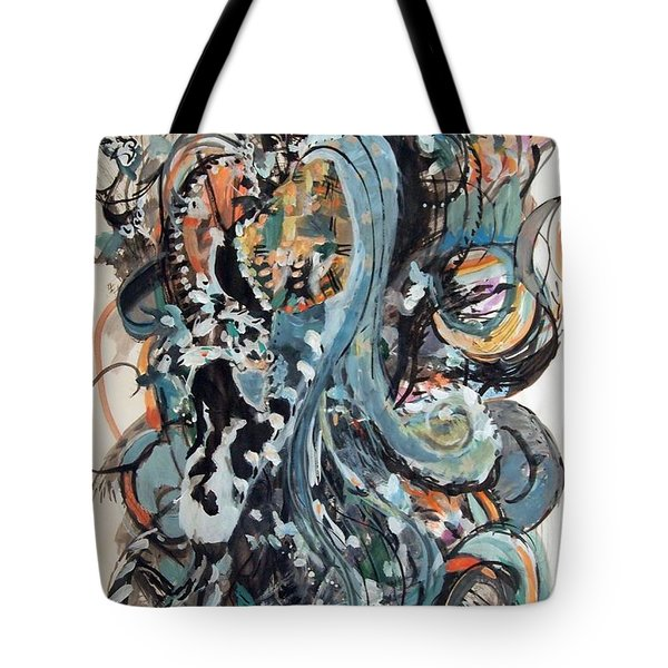 Winter's Retreat Tote Bag