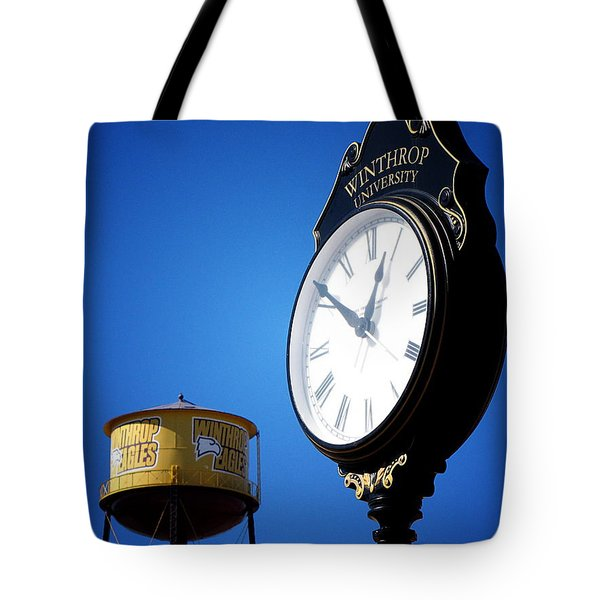 Tote Bag featuring the photograph Winthrop Time by Greg Simmons