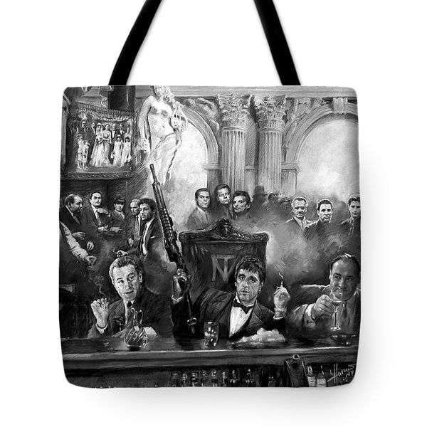 Wise Guys Tote Bag
