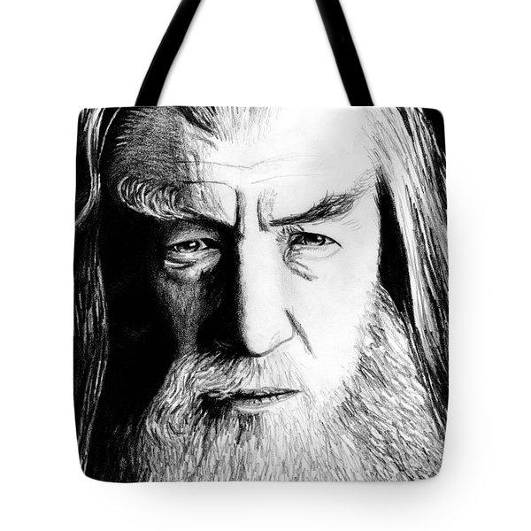 Wise Wizard Tote Bag by Kayleigh Semeniuk