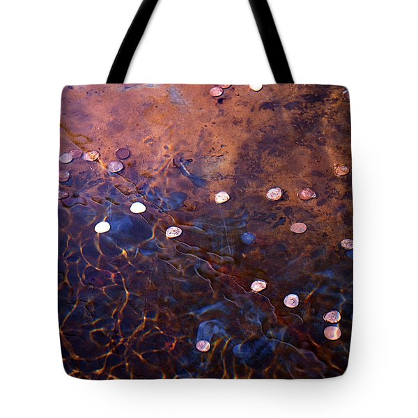 Wishes Tote Bag by Rona Black