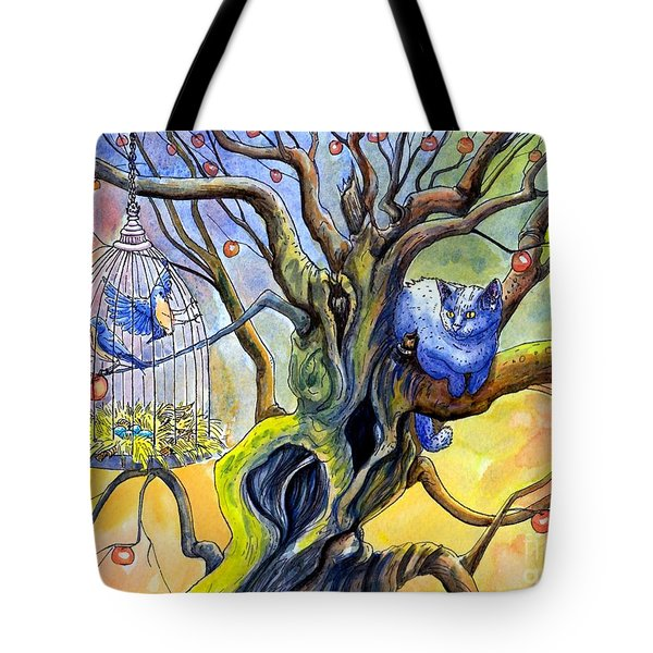 Wishfull Thinking Tote Bag by Margaret Schons