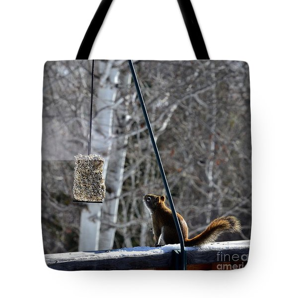 Tote Bag featuring the photograph Wishin' 'n Hopin' by Dorrene BrownButterfield
