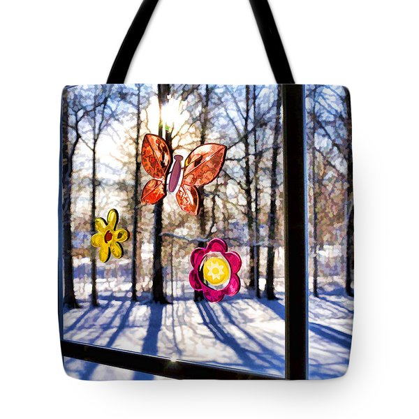 Wishing For Spring 1 Tote Bag