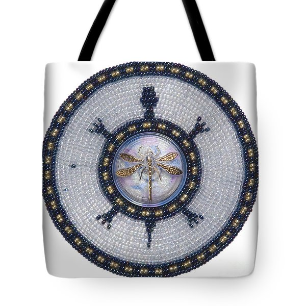 Wishing Pond Turtle Tote Bag
