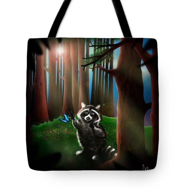 Wishing Upon A Dream Tote Bag