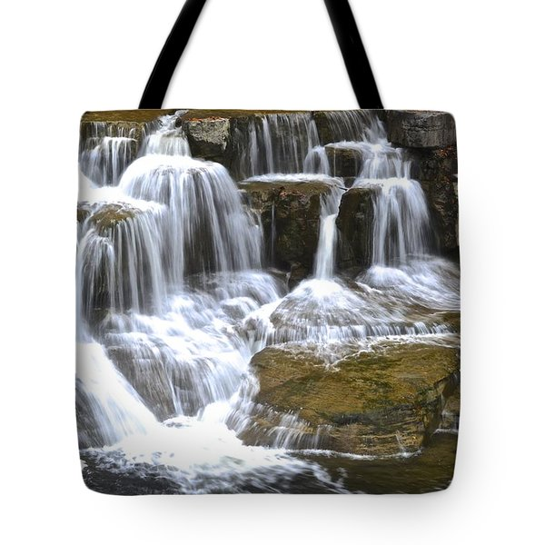Wishy Washy Tote Bag by Frozen in Time Fine Art Photography