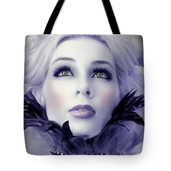 Wistful Tote Bag