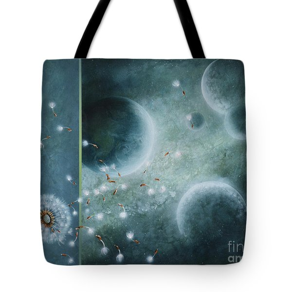 With A Prayer Tote Bag