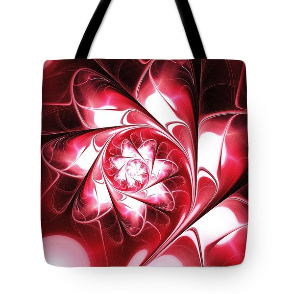 With Love Tote Bag by Anastasiya Malakhova
