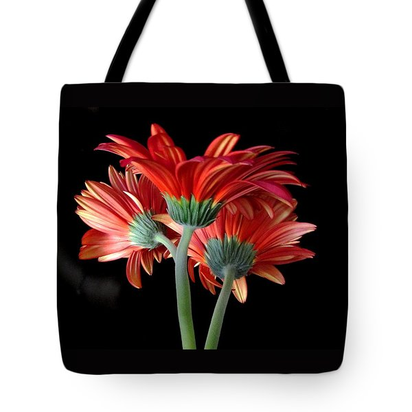 With Love Tote Bag by Brenda Pressnall